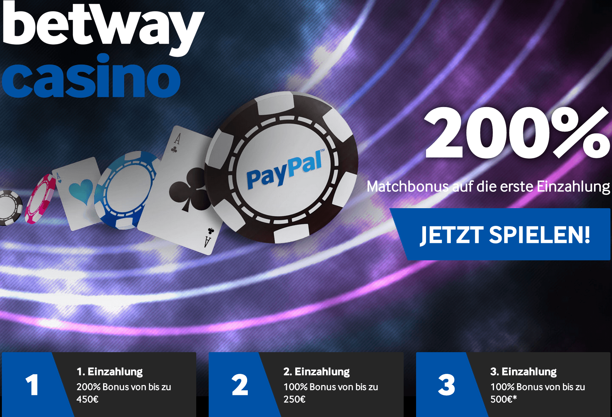 betway casino online blackjack spiel