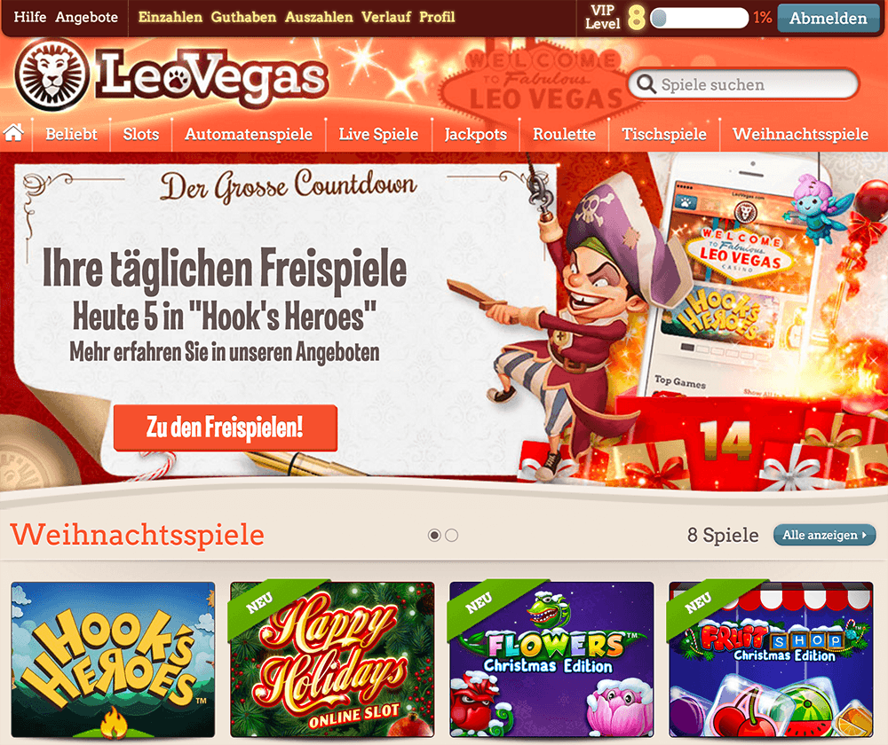Always vegas online casino promotions